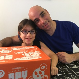 OurFavBox Review Cooper & Kid Box | Healey and Her Dad