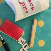 OurFavBox Review Cooper & Kid Box | Crack the Code Game